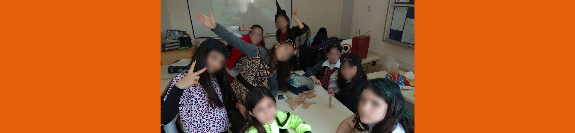 Αποκριάτικη Γιορτή στο Ιδιωτικό Φροντιστήριο KES School of Languages
